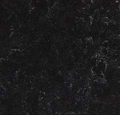 Forbo Marmoleum Marbled Authentic 2939 black black