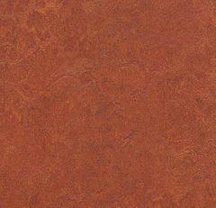 Forbo Marmoleum Marbled Authentic 3203 henna henna