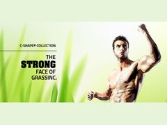 Штучна трава GrassInc C-SHAPE®