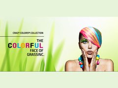 Штучна трава GrassInc CRAZY COLORS®